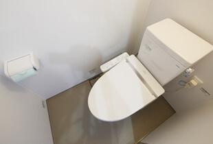 トイレはウォシュレット